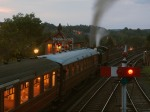 Bewdley evening departure